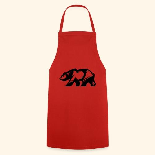 Grizzly Bear - Kochschürze