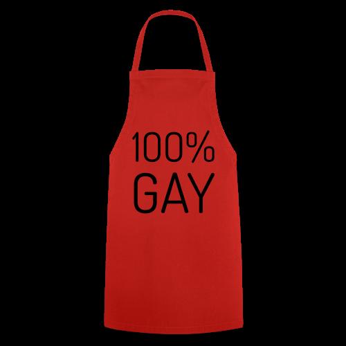 100% Gay - Keukenschort