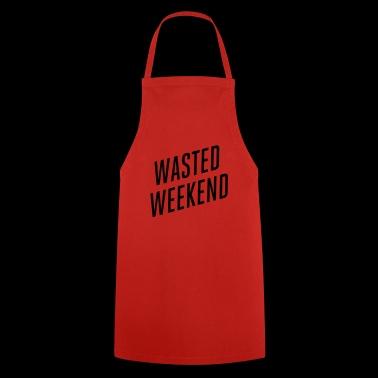 het weekend - Keukenschort