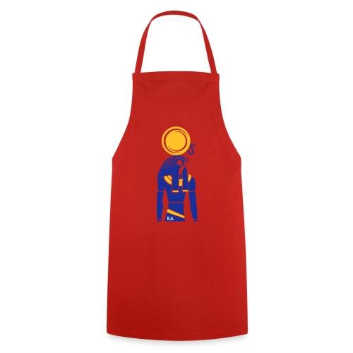 RA – Sonnengott - Kochschürze