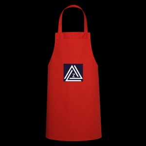 Blue Zovin Logo - Cooking Apron