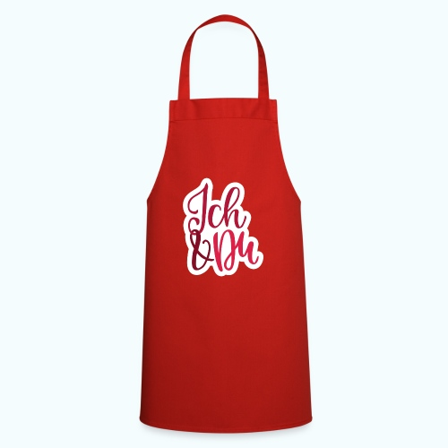 Two lovers - Cooking Apron