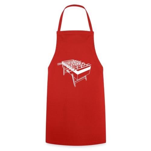 Kickertisch - Kickershirt - Kochschürze