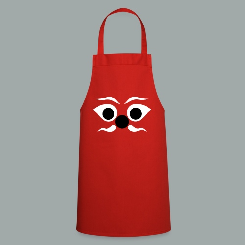 Voss Dr1 Face - Cooking Apron