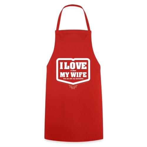 Kabes Valentine - Cooking Apron