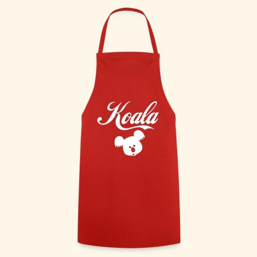Koala Kawaii Comic Design für Australien Fans - Kochschürze