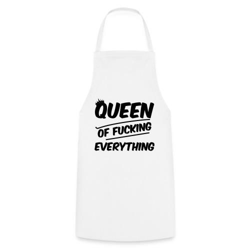 Queen of Fuck - Kochschürze