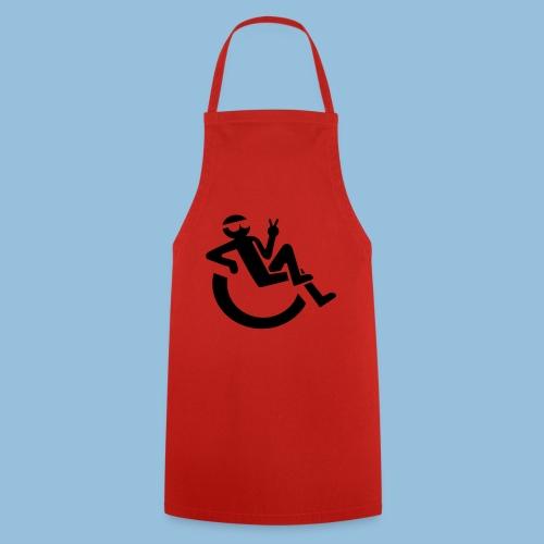 Happyweelchair1 - Keukenschort