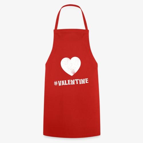 Hashtag Valentine Woman - Keukenschort