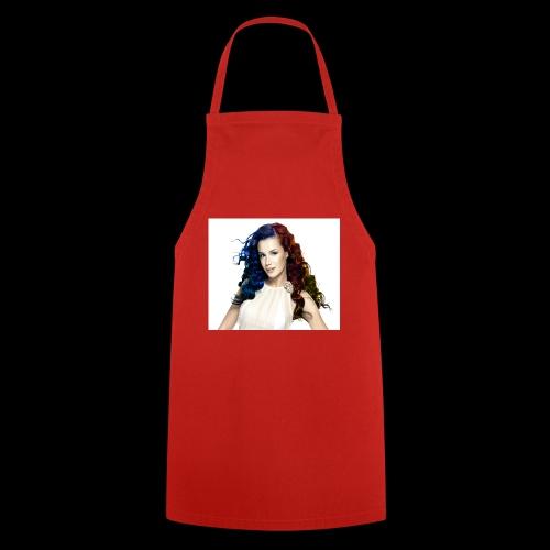 Mujer two color - Delantal de cocina