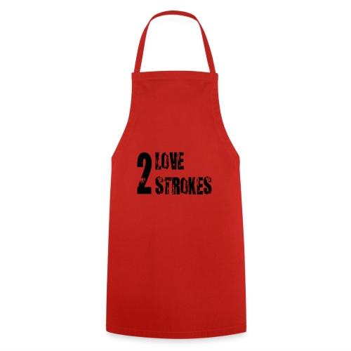 Love 2 Strokes - Grembiule da cucina
