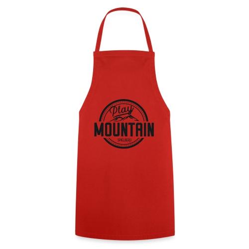 Play Mountain Black Edition - Kochschürze
