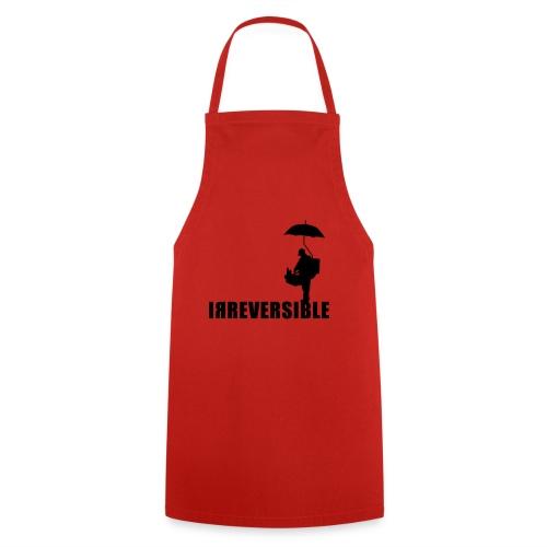 irreversible shirt logo 01 - Cooking Apron