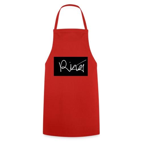 Autogramm - Kochschürze