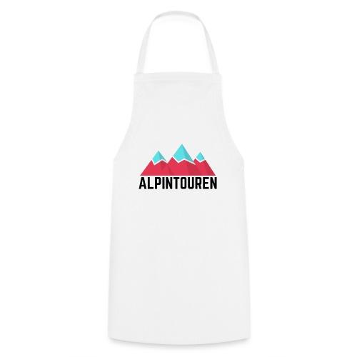 Alpintouren - Kochschürze