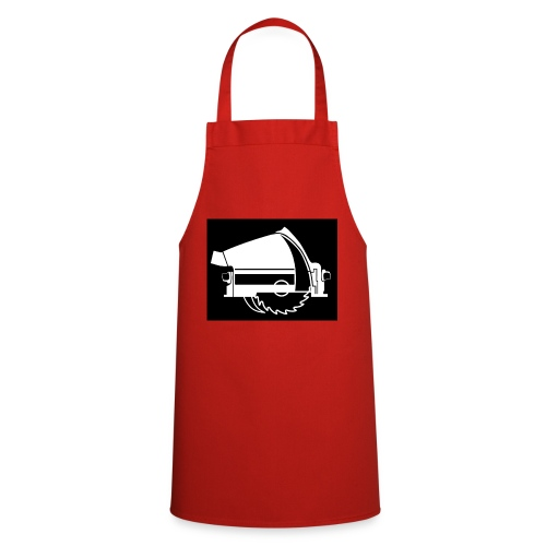 saw - Cooking Apron