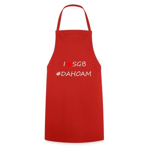 I ❤️ SGB #DAHOAM - Kochschürze