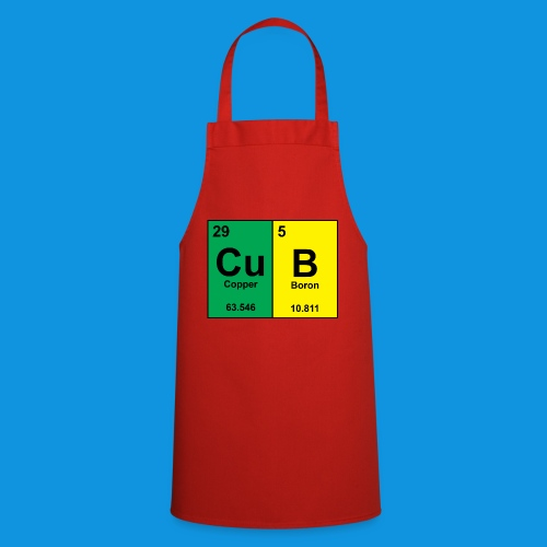 Science Cub Tee - Cooking Apron