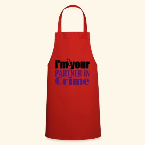 Partner In Crime - Cooking Apron