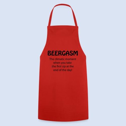 Beergasm - All about Beer - Kochschürze