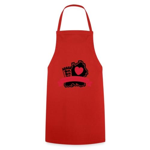 Herzle BW - Kochschürze