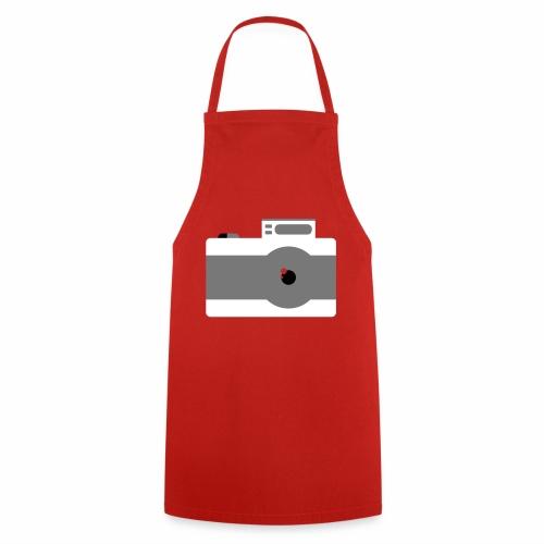 Kamera - Kochschürze