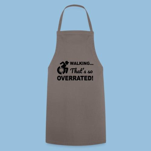Walkingoverrated2 - Keukenschort