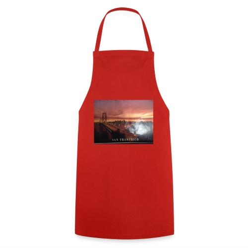 Geillllllloooooo - Kochschürze