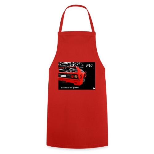 f40 - Grembiule da cucina