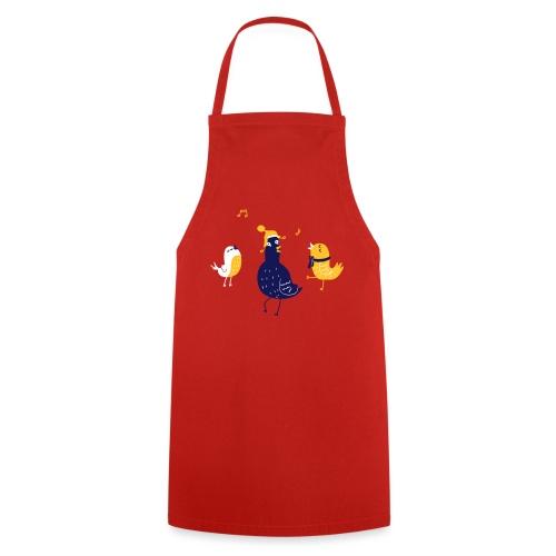 Vögelchen - Kochschürze