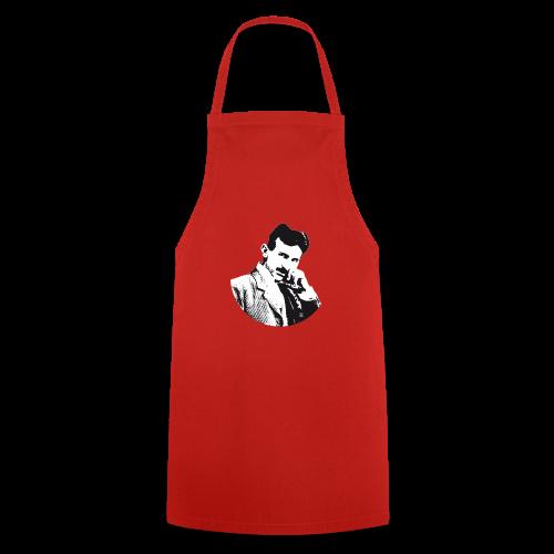 Nikola Tesla - Delantal de cocina