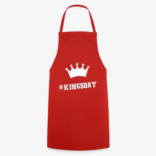 Hashtag Kingsday - Keukenschort