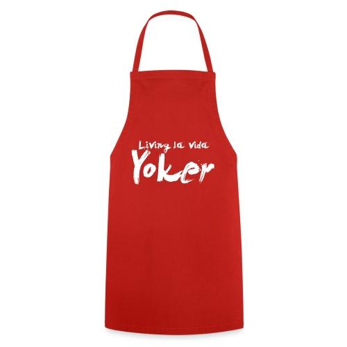 Living La Vida Yoker - Cooking Apron