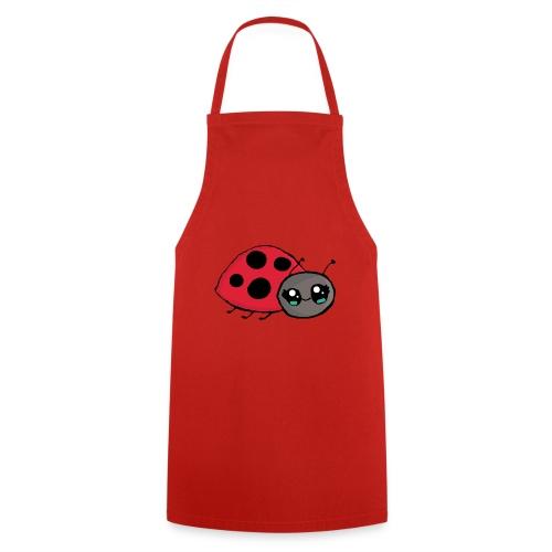Pirouette la coccinelle - Tablier de cuisine