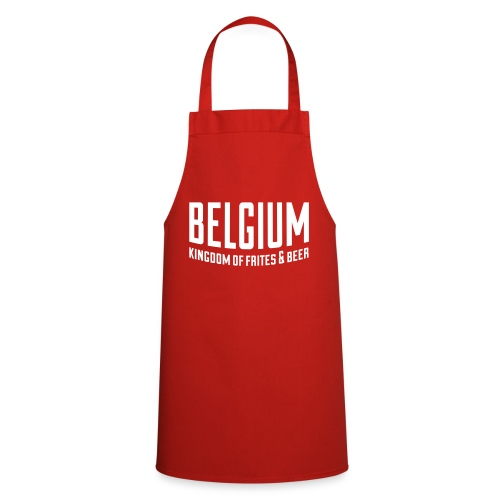 Belgium kingdom of frites & beer - Tablier de cuisine