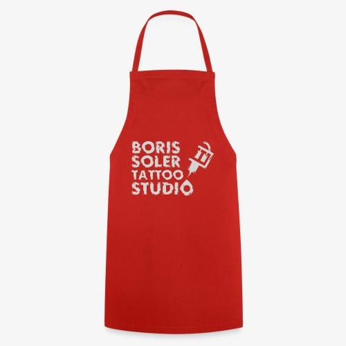 Boris Soler Tattoo - Cooking Apron