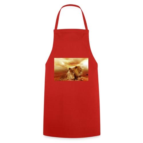 Löwen Lions - Kochschürze