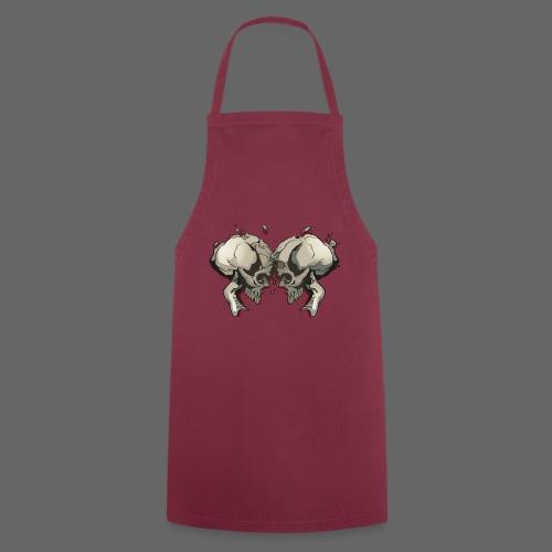MHF_Logo_Loose-Skulls - Cooking Apron