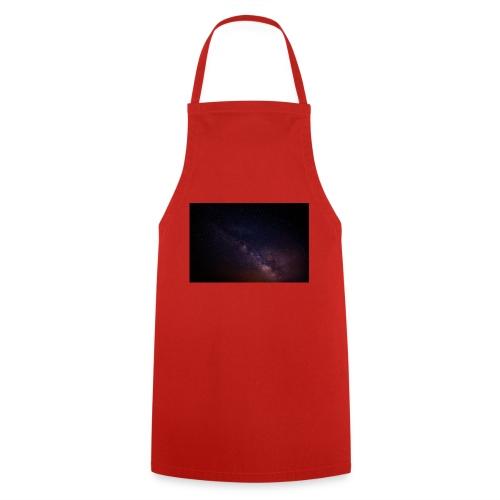 Galaxie - Kochschürze