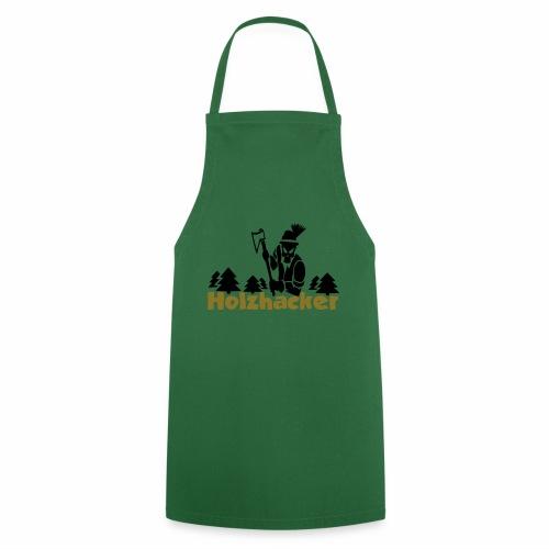 Holzhacker - Kochschürze