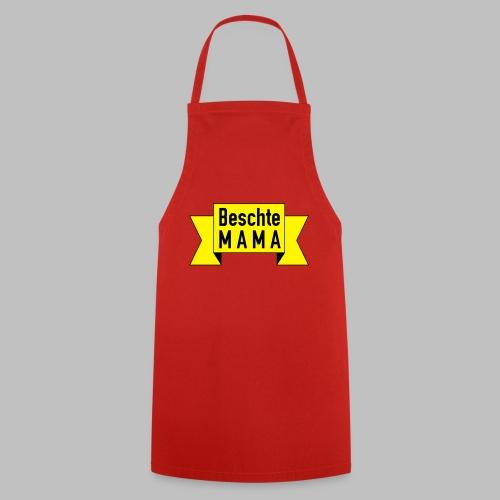 Beschte Mama - Auf Spruchband - Kochschürze
