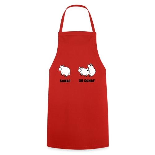 Zu Schaf_Position2 - Kochschürze