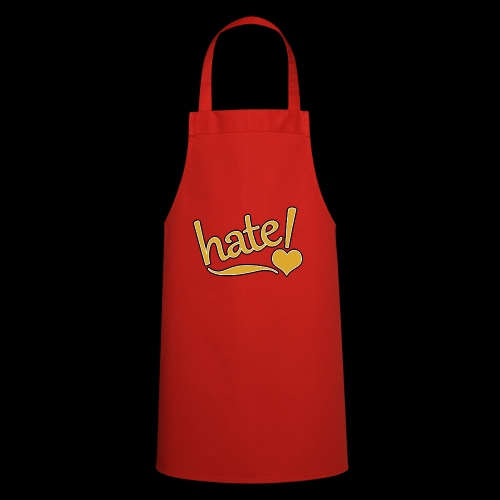 hate ! - Tablier de cuisine