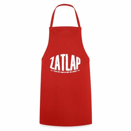 Zatlap1a - Keukenschort