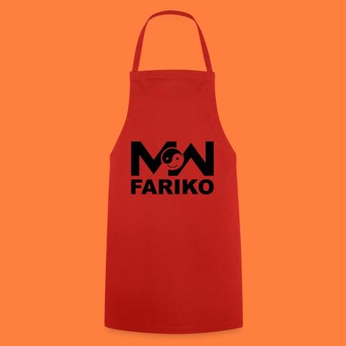 fariko mw black - Keukenschort