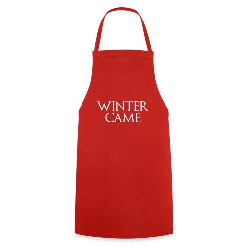 WINTERX png - Kochschürze