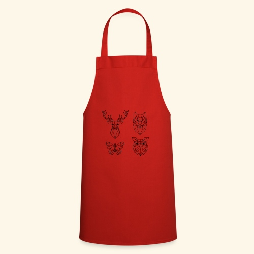 Animal collection - Cooking Apron