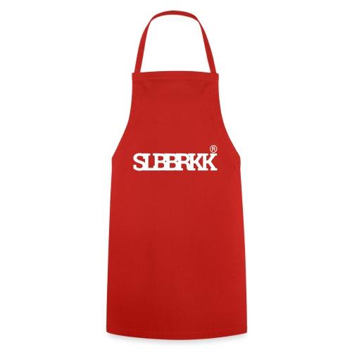 SLBBRKK white - Keukenschort
