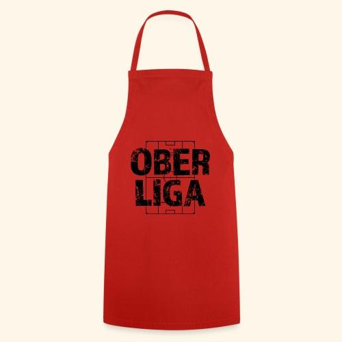OBERLIGA im Fußballfeld - Kochschürze