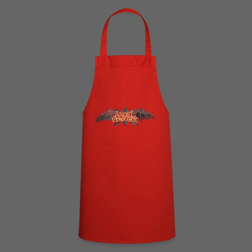 Angel Vengeance - logo - Cooking Apron